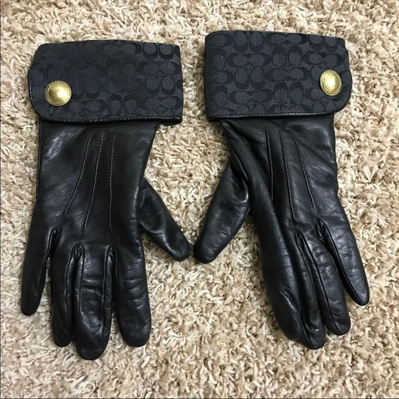 c8984eb8b Coach Accessories | Gloves Womens | Poshmark